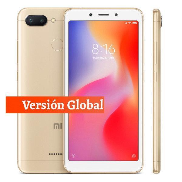 Compre Xiaomi Redmi 6 Global na kiboTEK Espanha
