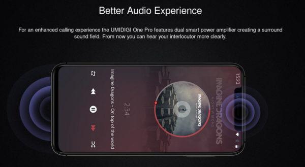 Acquista Umidigi One Pro su kiboTEK