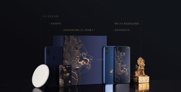 Compre Xiaomi Mi Mix 3 na kiboTEK
