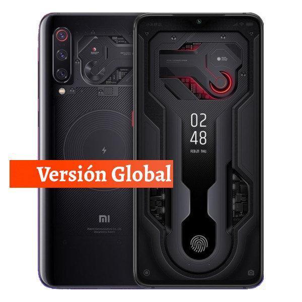 Kaufen Sie Xiaomi Mi 9 Transparent Edition Global in kiboTEK Spanien