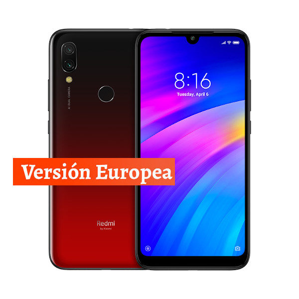 Achetez Xiaomi Redmi 7 Global en kiboTEK Espagne