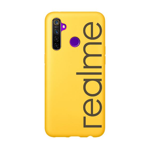 Acquista la custodia originale Realme 5 Pro su kiboTEK Spagna