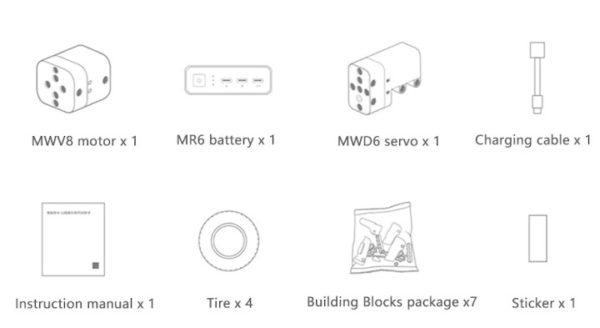 Comprar Xiaomi MiTU Road Racing Car en kiboTEK España