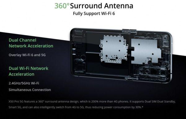 Kaufen Sie Realme X50 Pro in kiboTEK Spanien