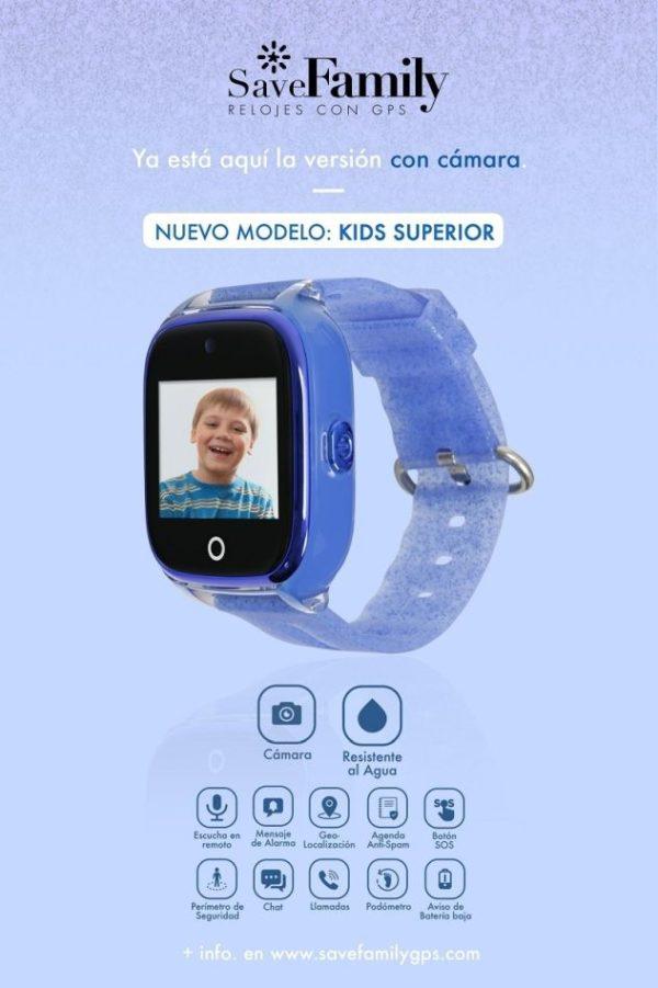 Comprar Save Family GPS Infantil Kids en kiboTEK España