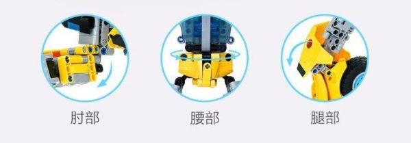 Compra Xiaomi Mitu Onebot Transformers Bumblebee en kiboTEK España